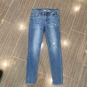 Old navy rockstar jeans 10L